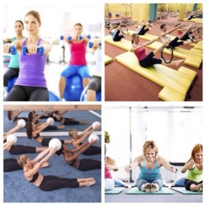 Чем отличаются йога, калланетика, стретчинг и пилатес: виды и упражнения