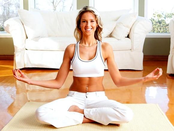 Йога: домашний комплекс упражнений для начинающих