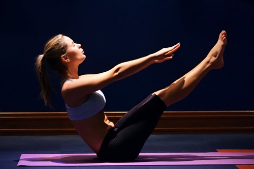 Упражнения для похудения с помощью пилатес ─ Отзывы похудевших