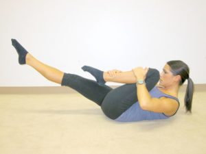 Комплекс упражнений пилатес для поясницы