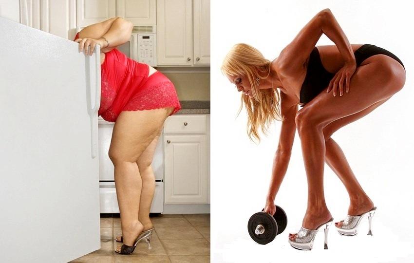 Польза для женщин от упражнений с гантелями