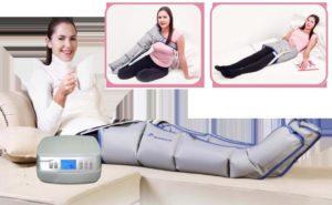 Как проводится прессотерапия в домашних условиях?