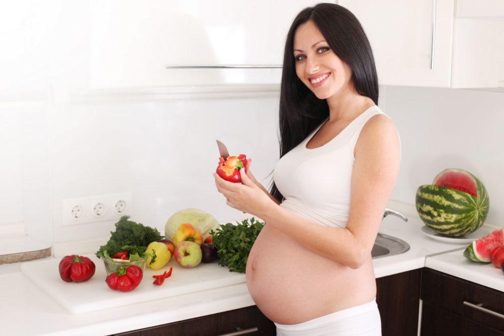 Разгрузочные дни во время беременности: меню