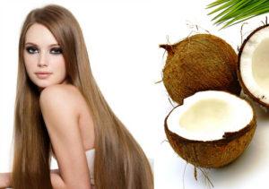 Как применять кокосовое масло для волос? Рецепты масок