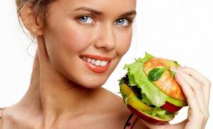 Меню вегетарианской диеты на неделю