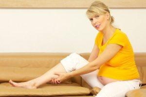 Лечение расширения вен на ногах для беременных женщин