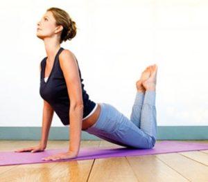 Комплекс упражнений калланетика