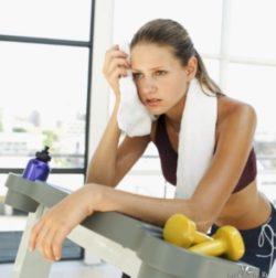 Физические тренировки для правильного распределения веса