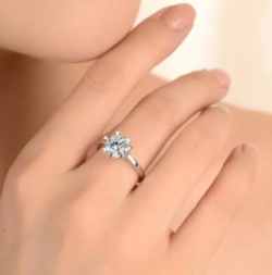 Кольца на правой руке: значение у девушек