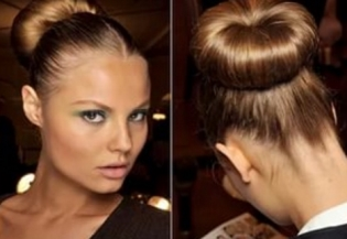 Прическа к любому случаю: как сделать пучок на короткие, на средние и длинные волосы?