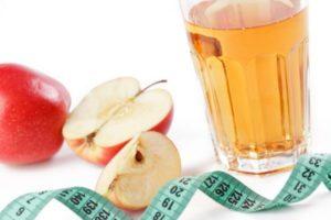 Как яблочный уксус помогает сбросить вес