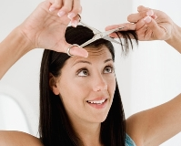 Как подстричься самостоятельно в домашних условиях ножницами или машинкой