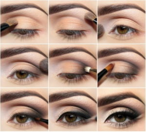 Правила нанесения макияжа дома