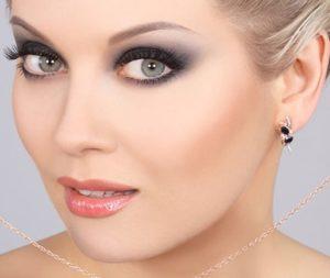 Особенности макияжа для серых, голубых, зеленых и карих глаз