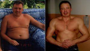 Фото до и после: опыт людей о процессе похудения