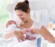 Гипоаллергенная и безмолочная диета для кормящих мам в первый месяц после родов (+меню и таблица)