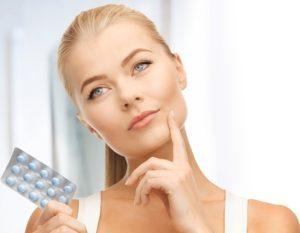 Негормональные таблетки, от которых не набирают вес