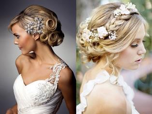 Как подобрать свадебную прическу под длину волос, и кому пойдет диадема?