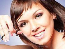 Как правильно самой себе дома подстричь косую и прямую челку
