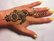 Как делают, сколько держится и цена временной татуировки