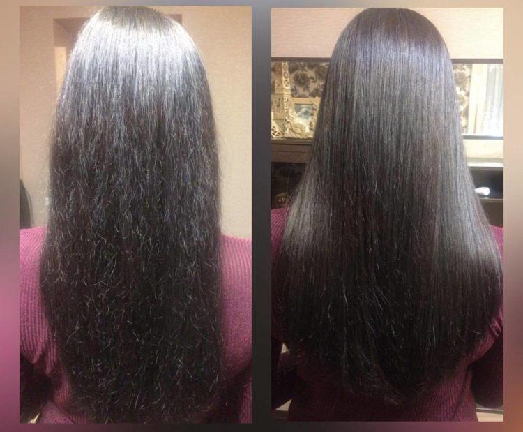 Ботокс для волос: что это запроцедура?
