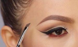 Красивые брови в домашних условиях: особенности выбора карандаша и теней плюс пошаговая инструкция