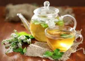 Травы для успокаивающего чая