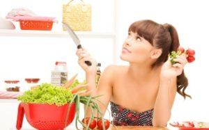 Продукты и травы, которые помогут справиться с аппетитом, и снизить вес