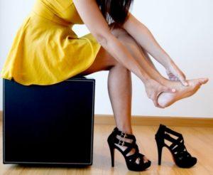 Почему появляются «косточки» на ногах