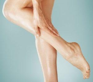 5 причины отеков ног