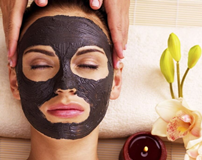 Как сделать и сколько держать в домашних условиях черную маску для лица