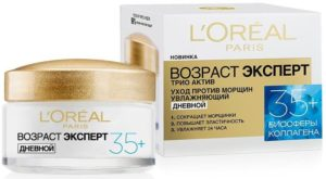 L'Oréal Paris возраст эксперт 35+