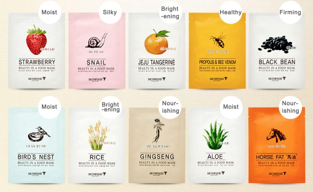 7 самых эффективных тканевых масок
