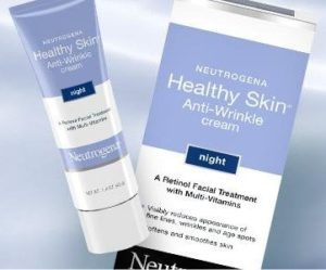 Healthy Skin Anti-Wrinkle Night Cream от Neutrogena