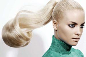 Как сделать обесцвечивание волос