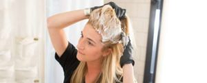 пудра для обесцвечивания волос