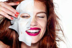 лучшие тканевые маски для лица