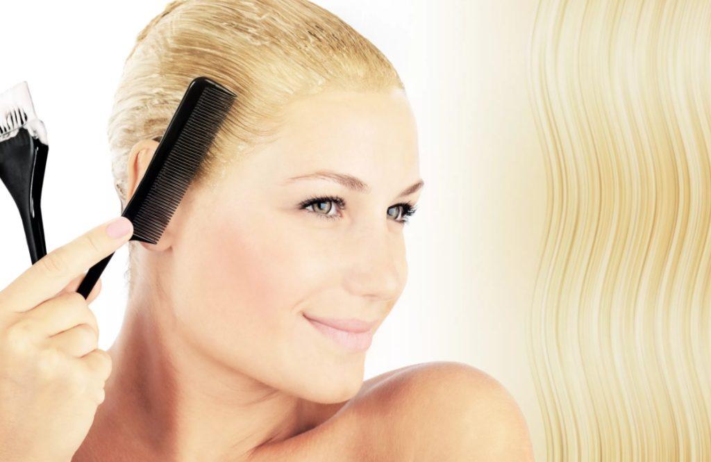 как вылечить волосы после обесцвечивания