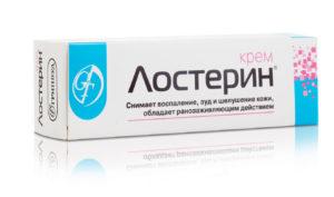 Эффективность крема Лостерин