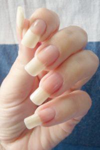 как очень быстро отрастить ногти