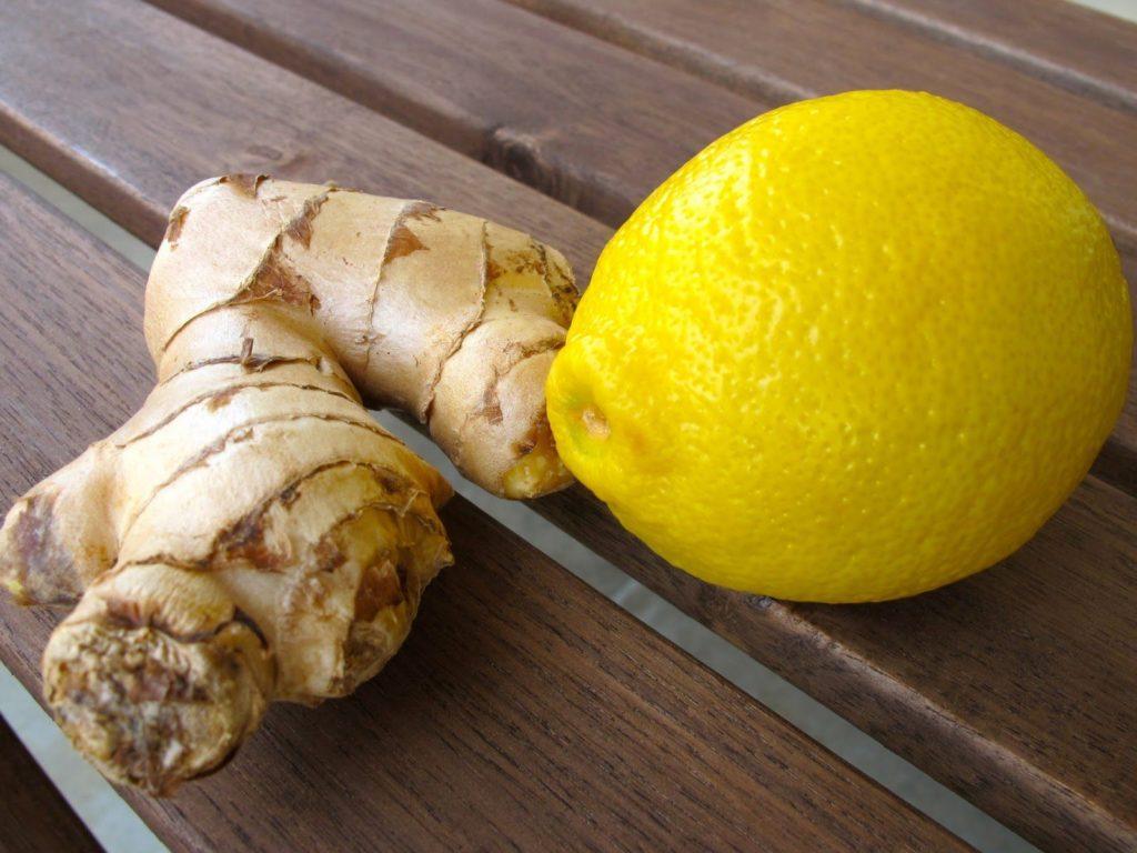 имбирь и лимон для похудения рецепты отзывы