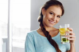 корица мед лимон для похудения