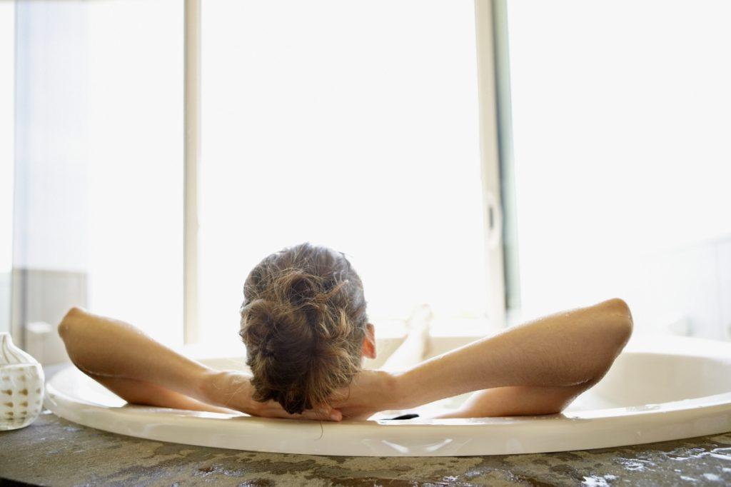 содовые ванны для похудения за 10 процедур