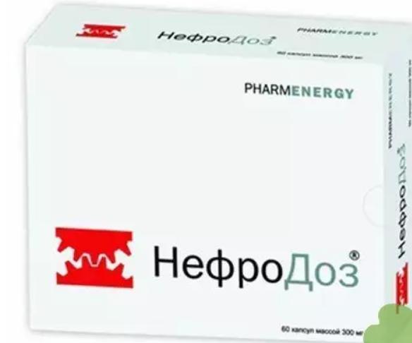применение Нефродоза