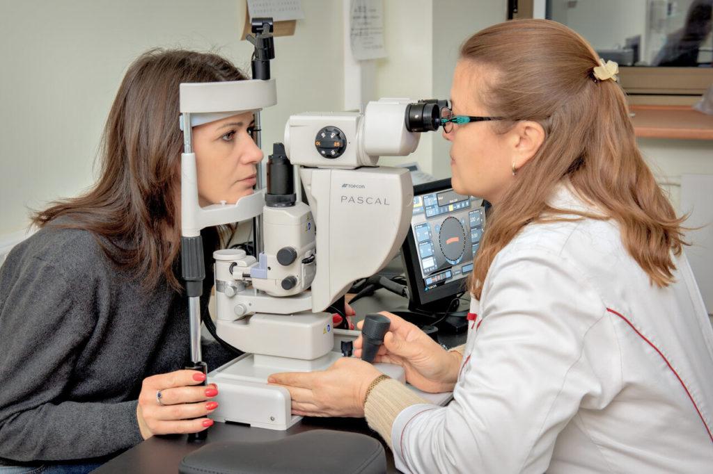 Офтальмология в Москве