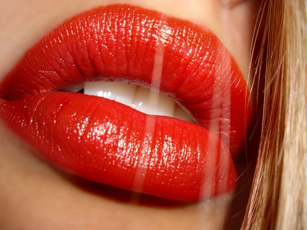 Чувственные и красивые губы