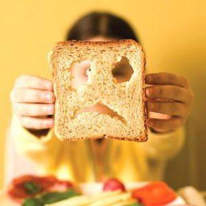 Безглютеновая диета для детей