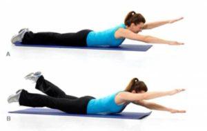 Комплекс упражнений пилатес для спины и позвоночника
