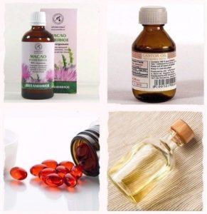 Какое масло лучше всего помогает для ускорения роста ресниц?