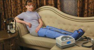 Прессотерапия в домашних условиях: польза и вред от процедуры
